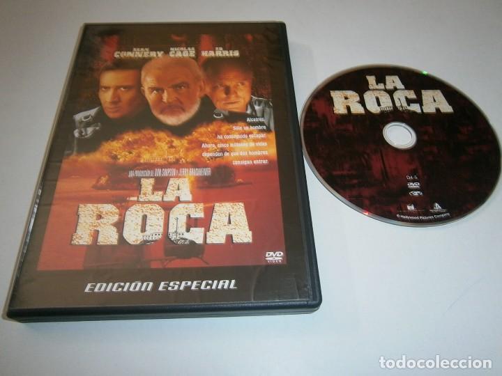 LA ROCA DVD EDICION ESPECIAL SEAN CONNERY NICOLAS CAGE ED HARRIS (Cine - Películas - DVD)