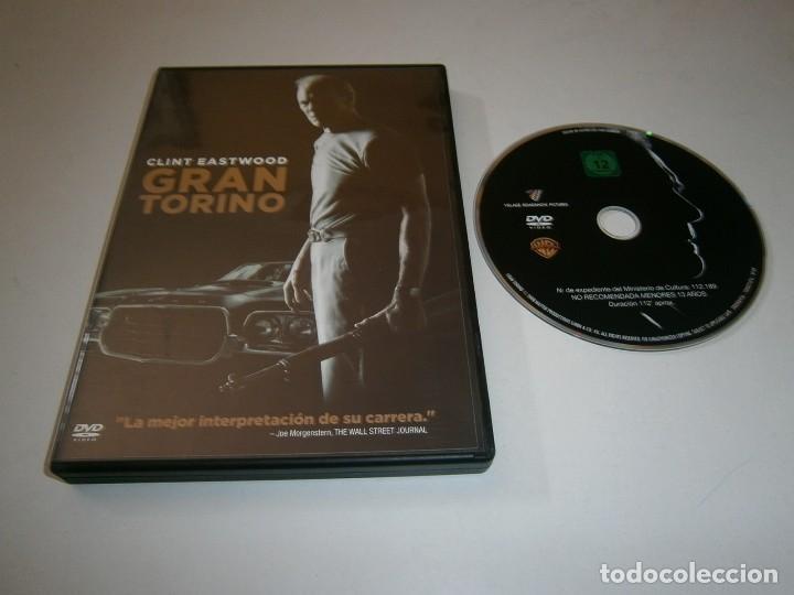 GRAN TORINO DVD CLINT EASTWOOD (Cine - Películas - DVD)