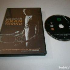 Cine: GRAN TORINO DVD CLINT EASTWOOD. Lote 269215398