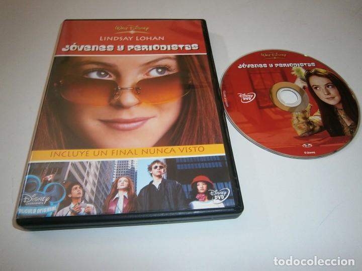 JOVENES Y PERIODISTAS DVD LINDSAY ZOHAN (Cine - Películas - DVD)