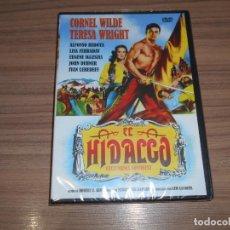 Cine: EL HIDALGO DVD CORNEL WILDE TERESA WRIGHT NUEVA PRECINTADA. Lote 269217323