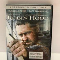 Cine: S346 ROBIN HOOD DVD SEGUNDA MANO. Lote 269391973