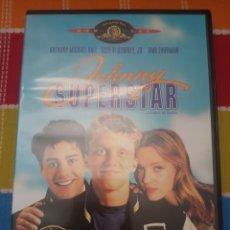 Cine: DVD. JOHNNY SUPERSTAR. CON UNA THURMANN Y ROBERT DOWNEY JR. DESCATALOGADO.. Lote 269448893