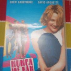 Cine: DVD. NUNCA ME HAN BESADO. CON DREW BARRYMORE.. Lote 269449293