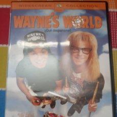 Cine: DVD. WAYNE'S WORLD.. Lote 269449503
