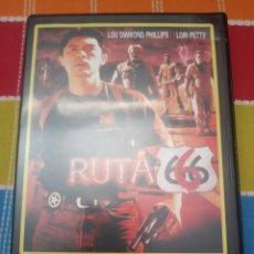Cine: DVD. RUTA 66. TERROR.. Lote 269449768