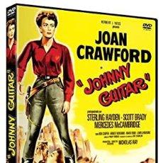Cine: JOHNNY GUITAR (JOAN CRAWFORD) DVD NUEVO Y PRECINTADO. Lote 269450613