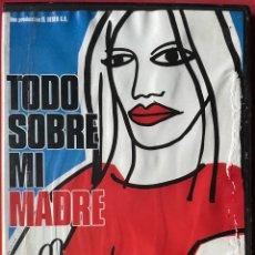 Cine: TODO SOBRE MI MADRE - PEDRO ALMODOVAR. Lote 269471383