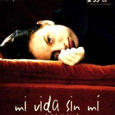 Cine: MI VIDA SIN MI ISABEL COIXET PEDRO ALMODOVAR DVD. Lote 269565563