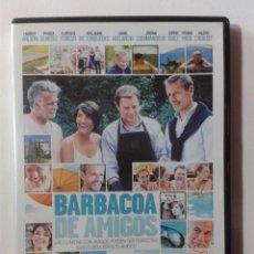 Cine: BARBACOA DE AMIGOS - DVD. Lote 269974048