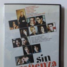 Cine: SIN VERGUENZA - DVD. Lote 269974318