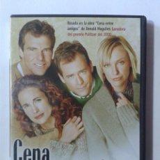 Cine: CENA ENTRE AMIGOS- DVD. Lote 269974383