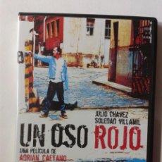 Cine: UN OSO ROJO - DE ADRIAN CAETANO - DVD. Lote 269975228
