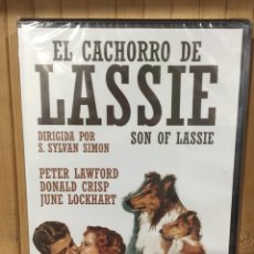 Cine: EL CACHORRO DE LASSIE DVD - PRECINTADO -. Lote 270362758