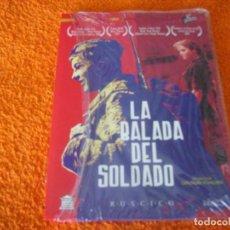 Cine: LA BALADA DEL SOLDADO / CINE RUSO RARA. Lote 270363508