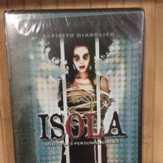 Cine: ISOLA DVD - PRECINTADO -. Lote 270364083