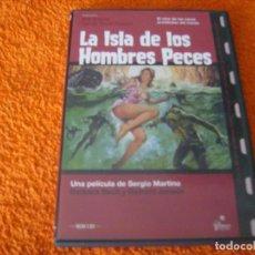 Cine: LA ISLA DE LOS HOMBRES PECES / 1976 RARA. Lote 270364588