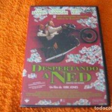 Cine: DESPERTANDO A NED / DVD DIFICIL. Lote 270365433
