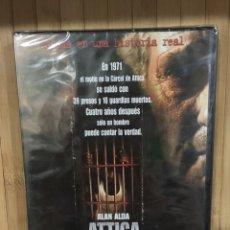 Cine: ATTICA , LA CARCEL DE LA MUERTE DVD - PRECINTADO -. Lote 270370003