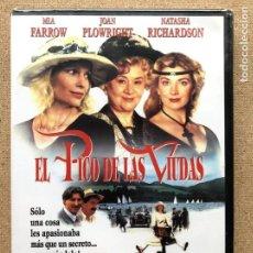 Cine: EL PICO DE LAS VIUDAS / MIIA FARROW & JOAN PLOWRIGHT / JOHN IRVIN / DVD /. Lote 270375943