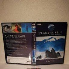 Cine: DVD ORIGINAL - PLANETA AZUL - DOCUMENTAL - LA VIDA EN LOS OCEANOS - MAREAS VIVAS. Lote 270411168