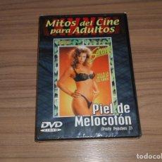 Cinéma: PIEL DE MELOCOTON DVD MITOS DEL CINE PARA ADULTOS SERENNA NUEVA PRECINTADA. Lote 270528883