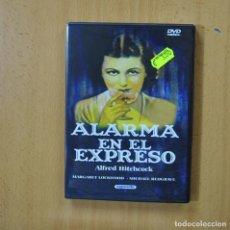 Cine: ALARMA EN EL EXPRESO - DVD. Lote 270559248