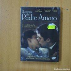 Cine: EL CRIMEN DEL PADRE AMARO - DVD. Lote 270559253