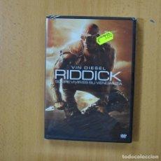 Cine: RIDDICK - DVD. Lote 270559258