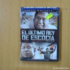 Cine: EL ULTIMO REY DE ESCOCIA - DVD. Lote 270559273
