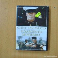 Cine: EL SARGENTO DE HIERRO - DVD. Lote 270559343