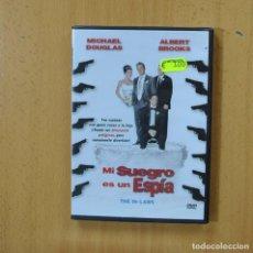 Cine: MI SUEGRO ES UN ESPIA - DVD. Lote 270559363