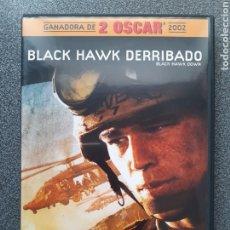 Cine: BLACK HAWK DERRIBADO - RIDLEY SCOTT, JOSH HARTNETT, ERIC BANA, EWAN MCGREGOR, TOM SIZEMORE. Lote 270565668