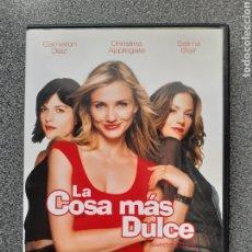 Cine: LA COSA MÁS DULCE. Lote 270565963