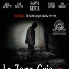 Cine: LA ZONA GRIS. DVD. Lote 270567043
