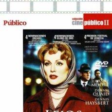 Cine: CINE PÚBLICO. LEJOS DEL CIELO. Lote 270568463