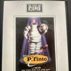 """Cine: DVD EL MILAGRO DE P. PINTO"""" EL PAÍS PEPETO. Lote 270890898"""