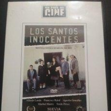 Cine: LOS SANTOS INOCENTES - MARIO CAMUS - DVD 2003 - UN PAIS DE CINE PEPETO. Lote 270892928