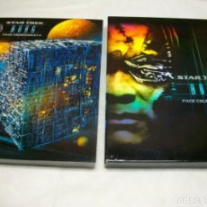 Cine: STAR TREK BORG PACK COLECCIONISTA 4 DVD. Lote 270955058