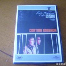 Cine: CORTINA RASGADA / ALFRED HITCHCOCK. Lote 271614553