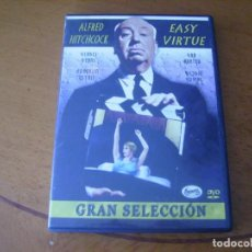 Cine: EASY VIRTUE / ALFRED HITCHCOCK. Lote 271615198