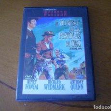 Cine: EL HOMBRE DE LAS PISTOLAS DE ORO / HENRY FONDA. Lote 271615548