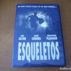 Cine: ESQUELETOS / DVD. Lote 271616338