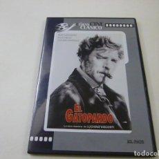 Cinema: EL GATOPARDO -DVD -CAJA DELGADA- N 2. Lote 272261638