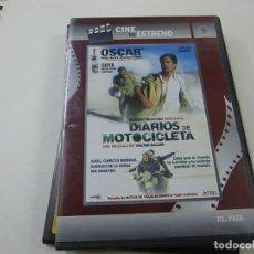 Cinema: DIARIOS DE MOTOCICLETA - DVD - N 2. Lote 272266888