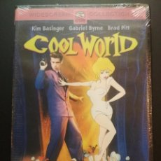 Cine: COOL WORLD (UNA RUBIA ENTRE DOS MUNDOS) DVD PRECINTADA PEPETO. Lote 272787208