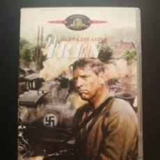 Cine: EL TREN - DVD PELÍCULA BÉLICA - BURT LANCASTER - II GUERRA MUNDIAL - FERROCARRIL PEPETO. Lote 272790668