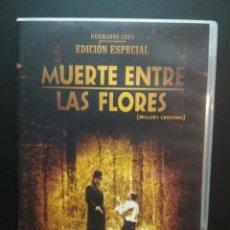Cine: DVD - MUERTE ENTRE LAS FLORES - / HERMANOS COEN EDICION ESPECIAL PEPETO. Lote 272791203