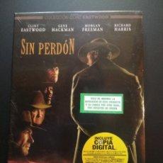 Cine: SIN PERDON. DVD NUEVO. PRECINTADO. CLINT EASTWOOD, 1992 PEPETO. Lote 272791743