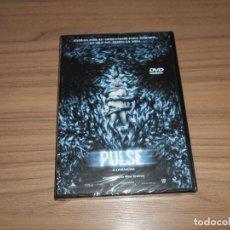 Cine: PULSE (CONEXION) DVD DE WES CRAVEN TERROR NUEVA PRECINTADA. Lote 293731368